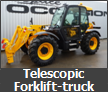 Telescopic Forklift-truck used or new